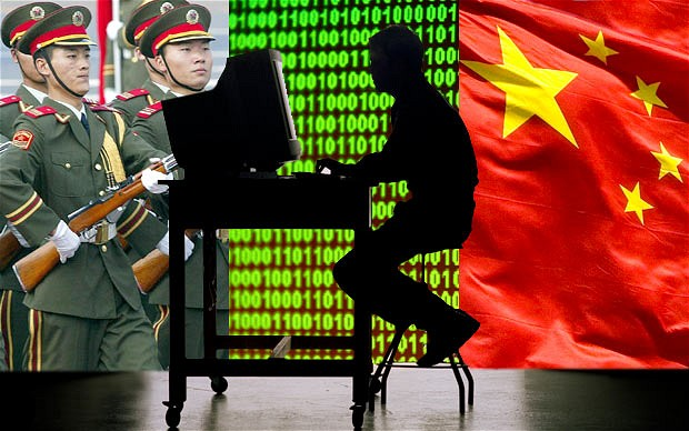 US considering sanctions over Chinese cyber theft