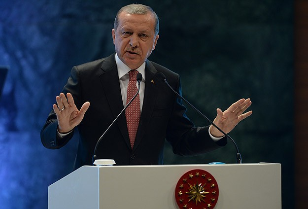 Erdogan slams EU over Mediterranean 'refugee cemetery'