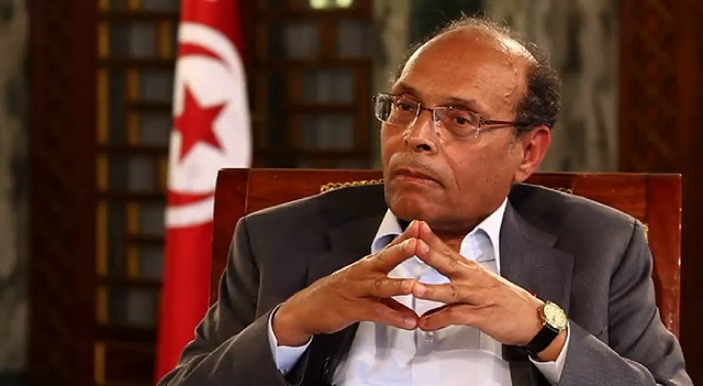 Ex-Tunisia leader says 'pressures' stop TV appearance