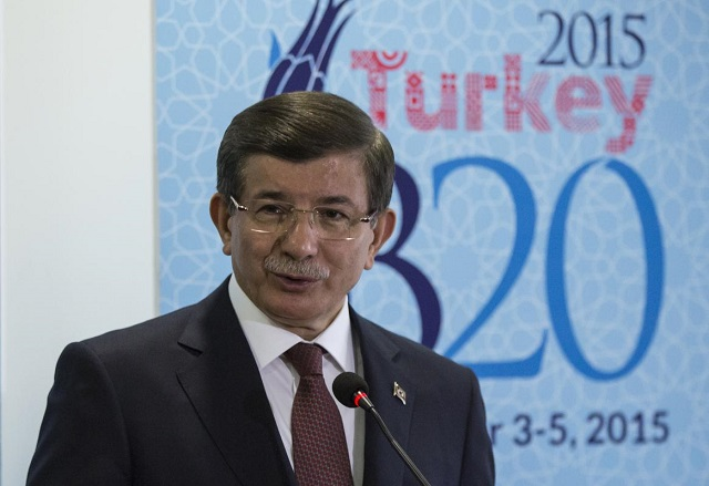 Turkish PM: inclusiveness 'key element' to beat crises