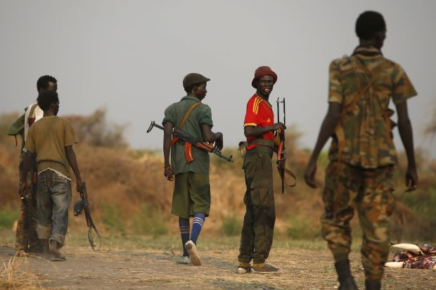 S.Sudan calls for ceasefire monitors  to stop accusations