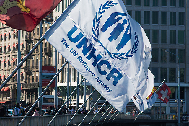 Balkan countries illegally push back migrants says UNHCR