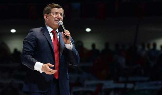 Turkish PM Davutoglu reelected AK Party chairman