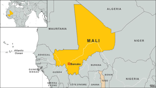 S. African kidnapped in Mali released after 6 years