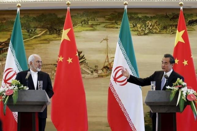 China, Iran see closer ties after nuclear deal