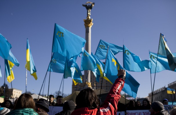 Crimean Tatars launch campaign for deportation anniversary