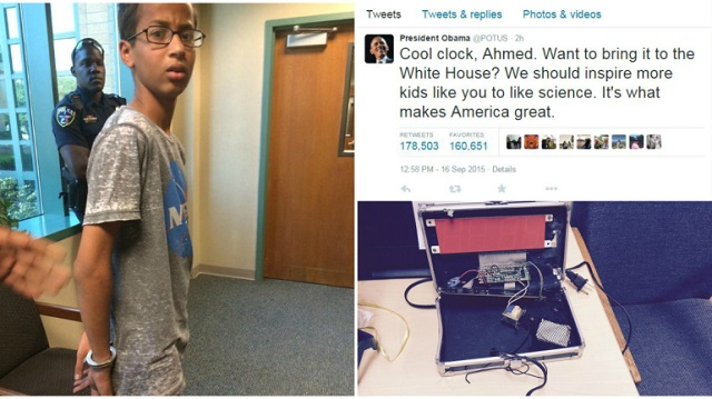 Arrested Muslim teen invited to White House