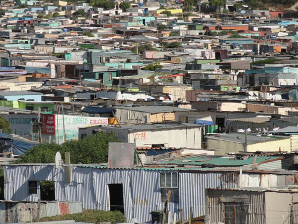 Scores of families suffer in South Africa's shanty towns