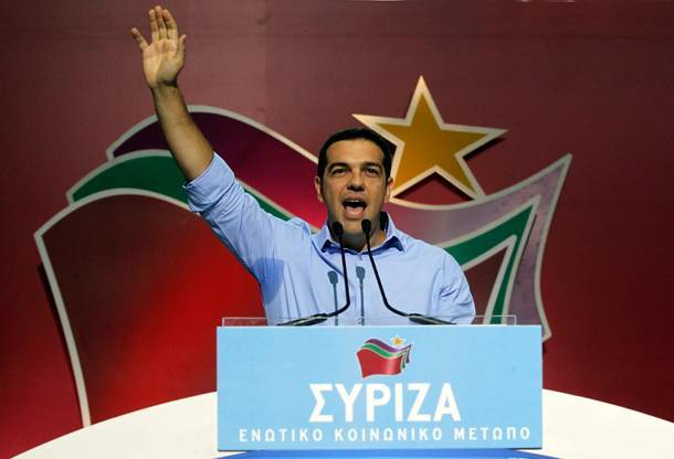 Greek Syriza secure election win