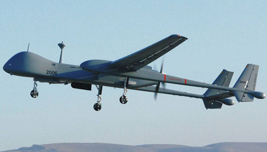India to buy Israeli drones to use in Kashmir