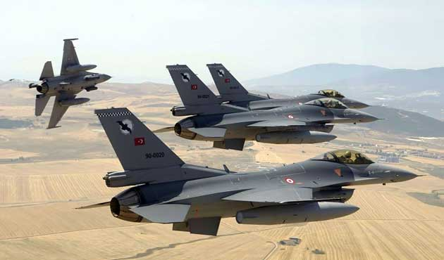 Turkish forces destroy 80 ISIL targets in N.Syria
