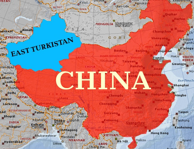 China calls for stability, unity in E.Turkestan