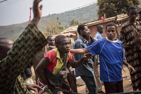 Amnesty calls for protection of civilians in CAR