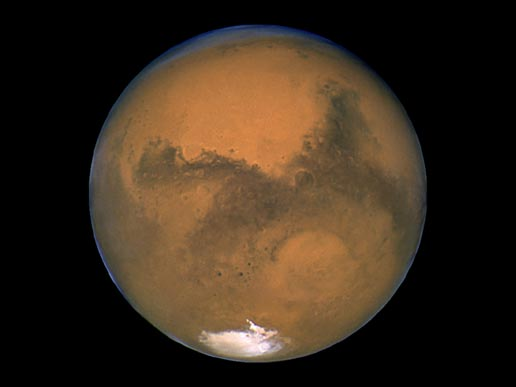 NASA says liquid water discovered on Mars