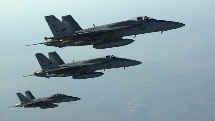Turkish, coalition forces strike ISIL targets in Syria