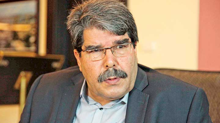 Salih Muslim: PYD not invited to Geneva talks