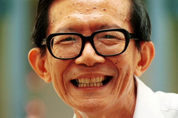 Former Singapore detainee nominated for Nobel Peace Prize