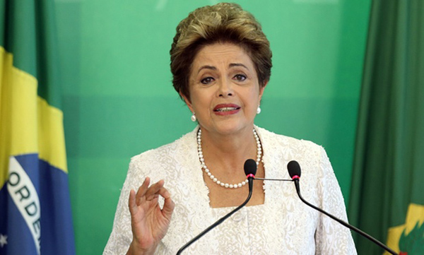Brazil committee recommends Rousseff impeachment