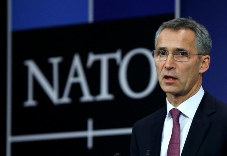 NATO accuses Russia of aggravating situation in Aleppo