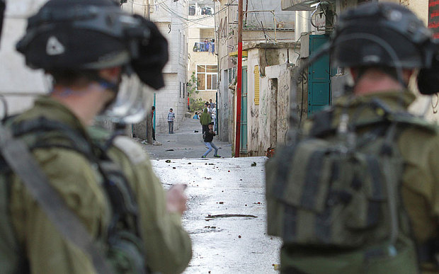 5 Palestinians injured in Israeli raid in Bethlehem
