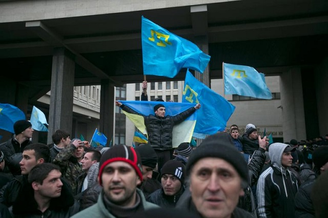 EU adds to Crimea sanctions blacklist