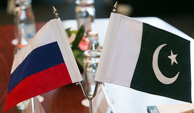 Pakistan, Russia sign gas pipeline agreement