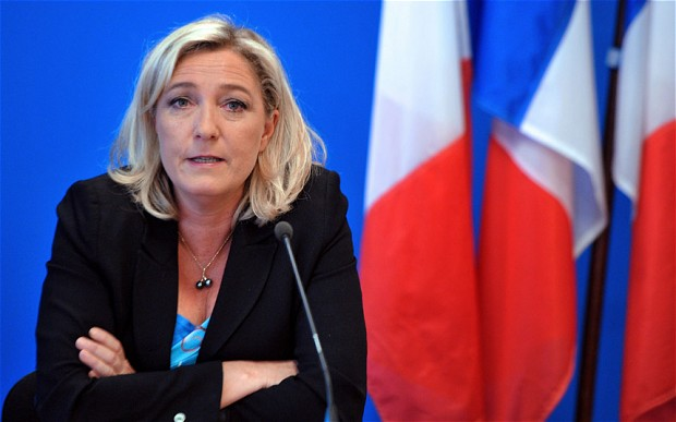 Film featuring Le Pen character angers France's far-right