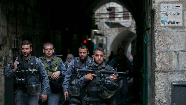 Israel to arrest hundreds of Palestinians in coming days