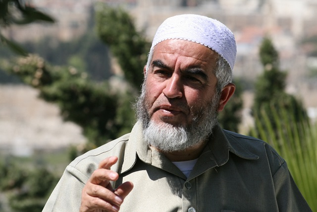 Israel to reconsider Sheikh Salah's detention on May 30