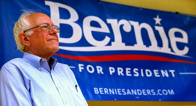 Sanders campaign calls out for declaring Clinton win