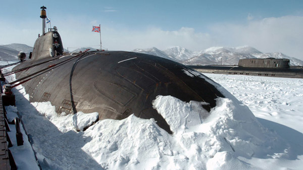 Arctic attracting new military scrutiny