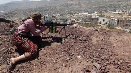 Yemen: 6 soldiers killed in clashes with Houthis