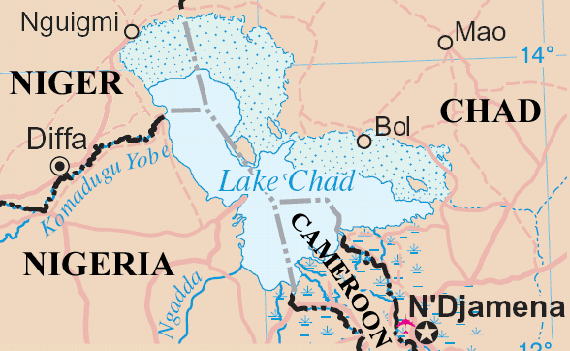 Triple suicide bombings kill 30 in Lake Chad