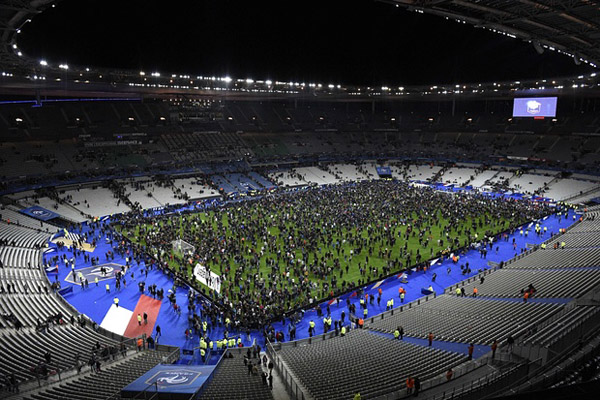 Britain warns Euro 2016 stadiums could be extreme targets