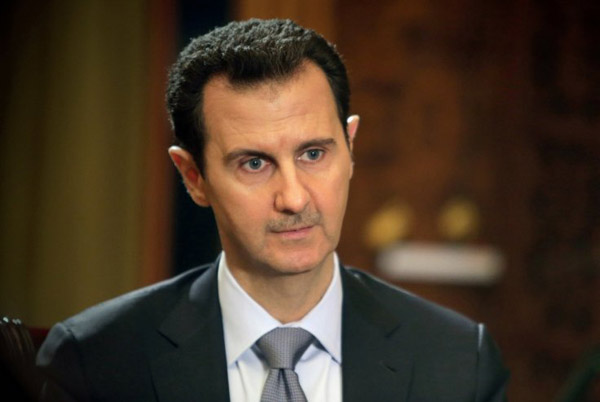 Assad rules out negotiations with 'terrorists'