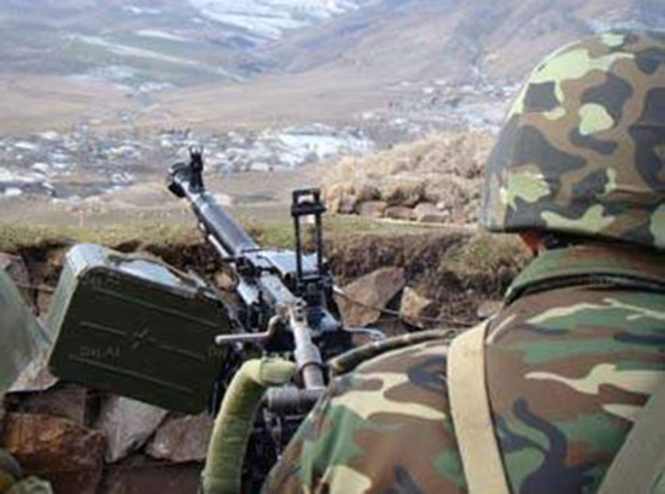 Armenian troops breach ceasefire with Azerbaijan
