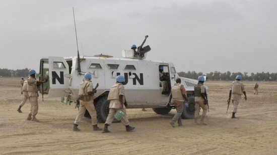 Deadly rocket attack on UN base in north Mali