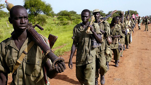 S. Sudan's exiled leaders return in hopes for peace