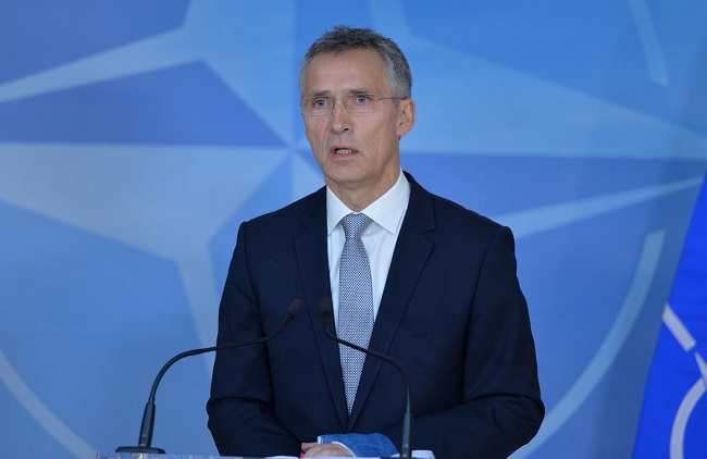 NATO urges Azerbaijan, Armenia to respect ceasefire