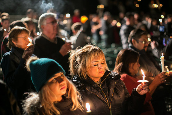 Muslim crowdfunding raises $100,000 for shooting victims