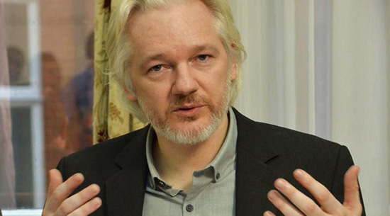 Assange warns world has lost privacy battle
