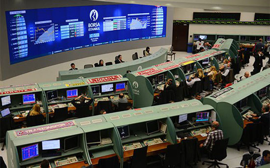Borsa Istanbul down at opening