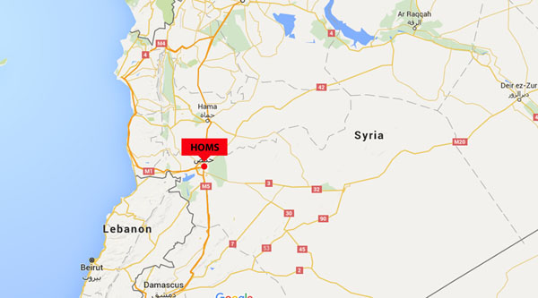 Syria: Regime forces kill 2 in Homs