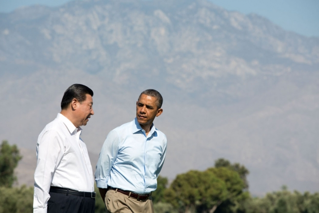 China, US pledge to implement Paris climate accord