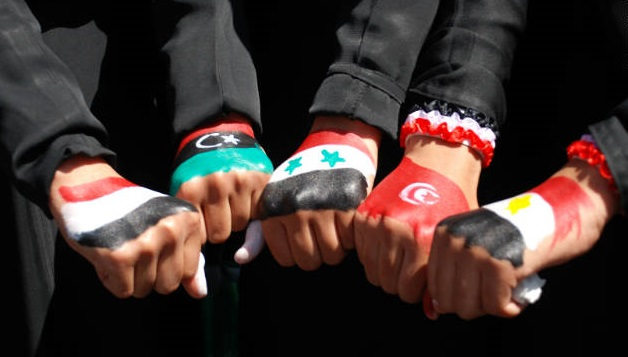 5 years since the Arab Spring