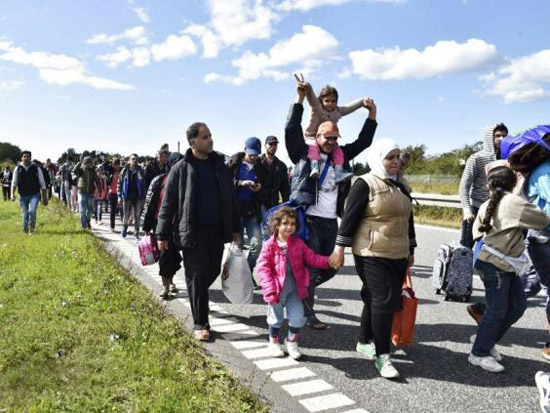 Danish refugee law echo's Nazi seizure of cash, jewellery
