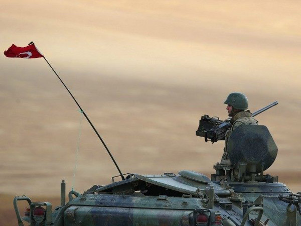 Turkey to continue to train troops in Iraq