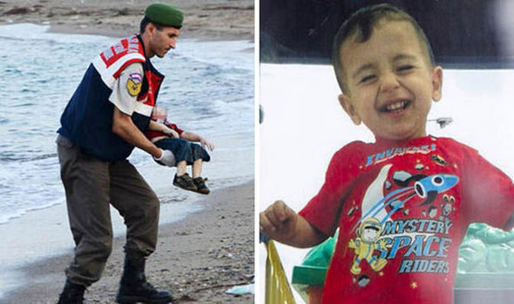 Drowned Syrian toddler's father appeal for sympathy