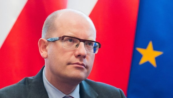 Czech Rep. vows to resist refugee resettlement