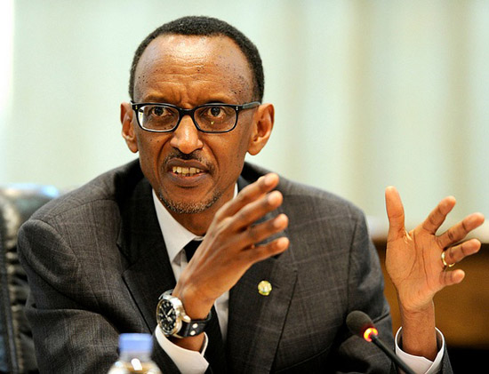 Rwanda: President Kagame endorsed to run for third term